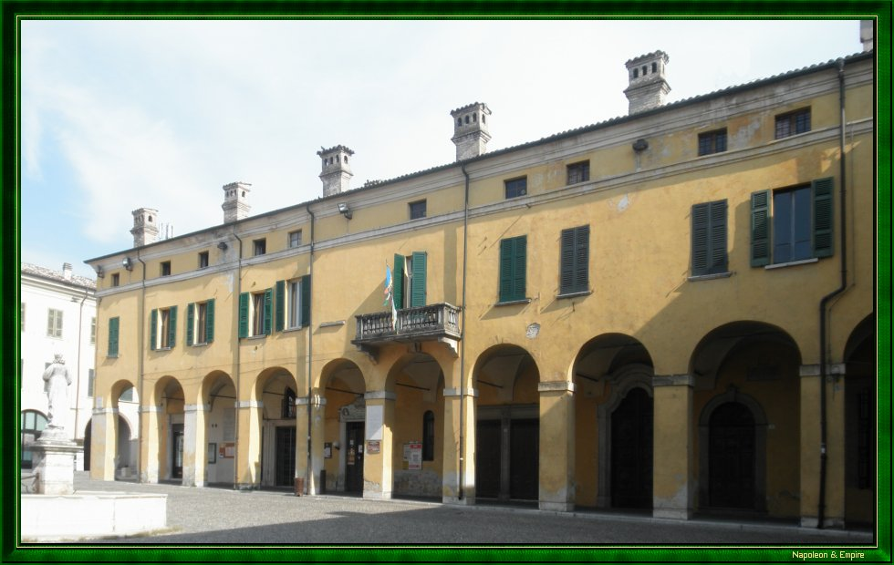 Headquarters of Napoleon Bonaparte at Castiglione