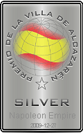 Alcazarén Silver award