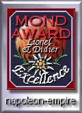 Mond Award - Excellence