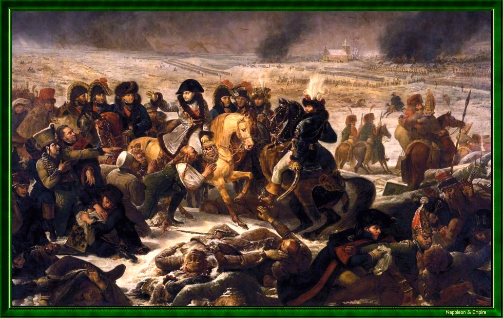 Battle of Eylau, February 8th, 1807
