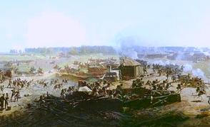 Bataille de la Moskowa (Borodino)