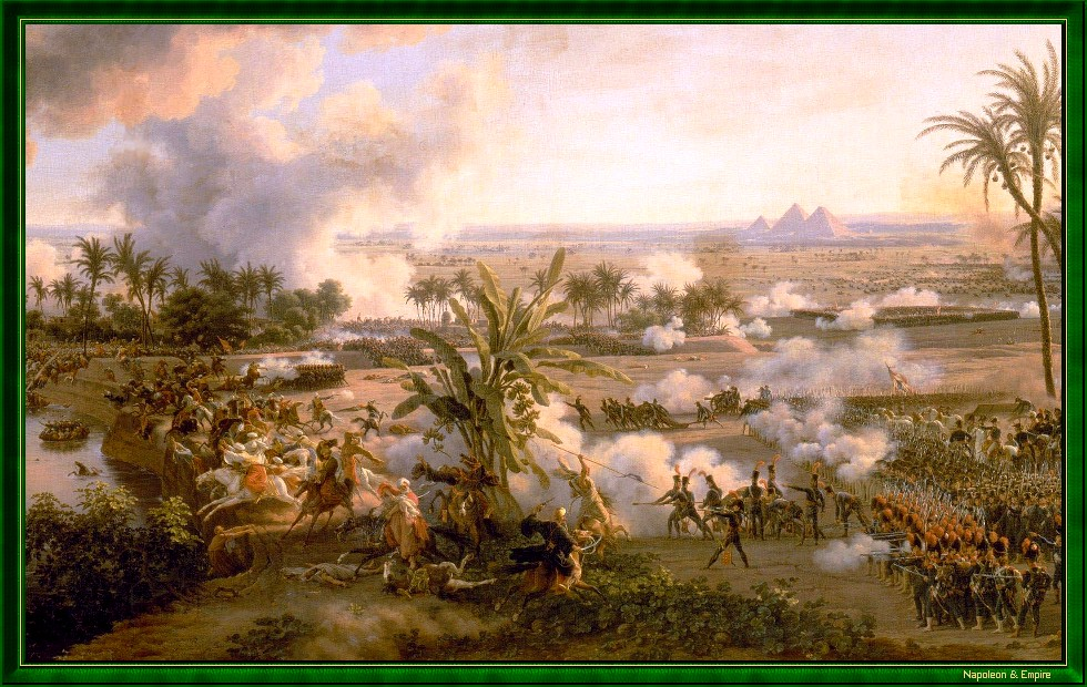 Battle of the Pyramids (Battle of Embabeh)
