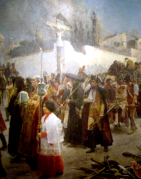 Surrending of Zaragoza