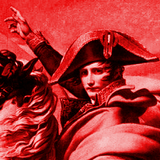 Napoléon et la guerre