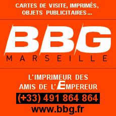 Publicité : Imprimerie BBG