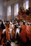 The coup of 18 Brumaire
