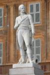 Statue du Premier Consul à Marengo