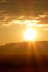 The Austerlitz sunrise