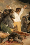 Tres de Mayo (detail from Francisco de Goya's painting)