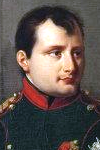 Napoleon Bonaparte in 1809