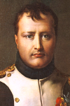 Napoleon Bonaparte in 1813