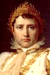 Napoleon Bonaparte in 1804