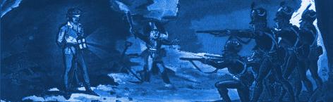 L'exécution du duc d'Enghien