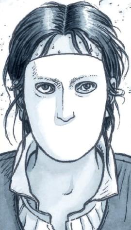 Le masque de L'Abeille