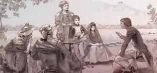 Napoléon Bonaparte à Valence