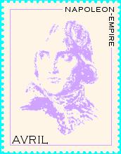 Mois d'avril 1796