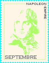 Mois de septembre 1796
