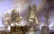 Liste détaillée des batailles navales