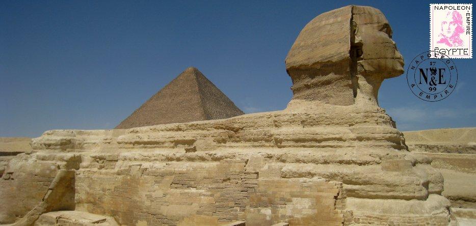 Le Sphinx de Gizeh