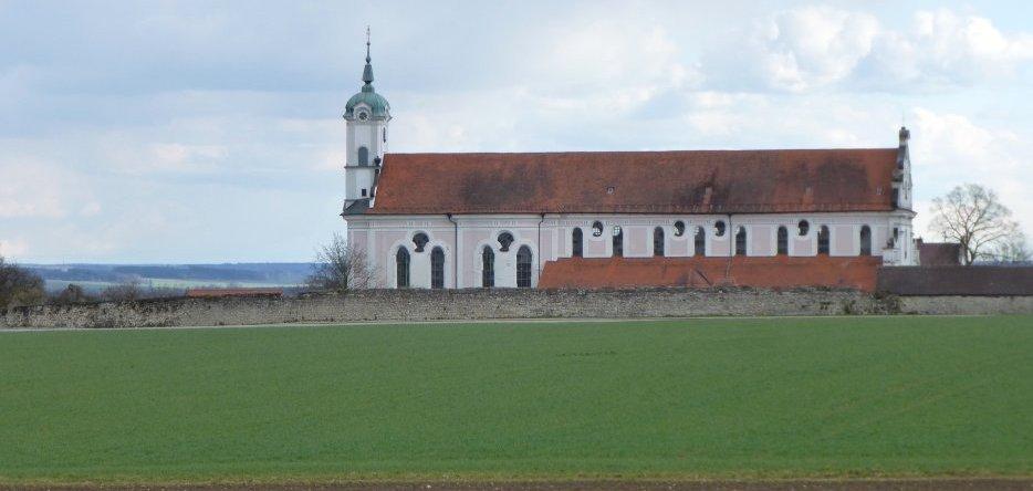 Elchingen : l'abbaye