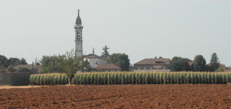 Vue de San Giuliano Vecchio