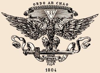 Emblème du Suprême Conseil de France