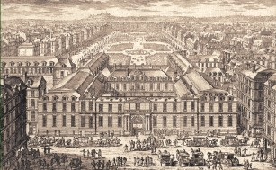Vue du Palais-Royal