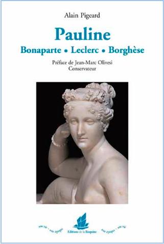 Pauline Bonaparte. Leclerc. Borghese