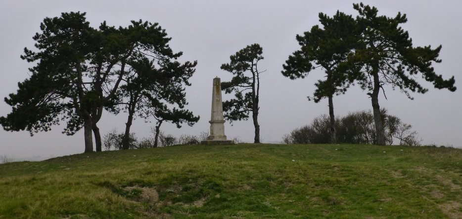 Le Mont Saint-Pierre à Tinqueux
