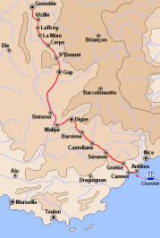 La Route Napoléon