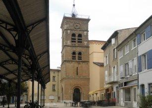 Valence : l'Eglise Saint-Jean-Baptiste