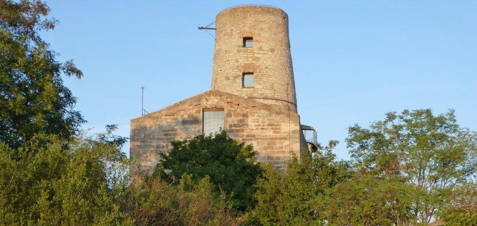 Markgrafneusiedl : la tour