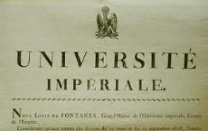 L'univiersité impériale