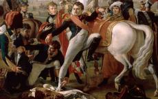 Les blessures de Napoléon