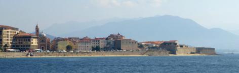 Napoléon Bonaparte en Corse