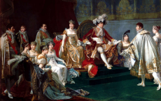 The Bonaparte family
