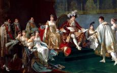 La famille Bonaparte